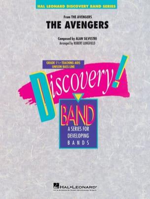 The Avengers - Alan Silvestri - Partition - laflutedepan.com