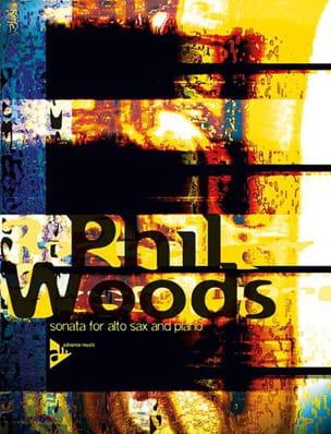 Sonata for Alto Sax And Piano - Phil Woods - laflutedepan.com