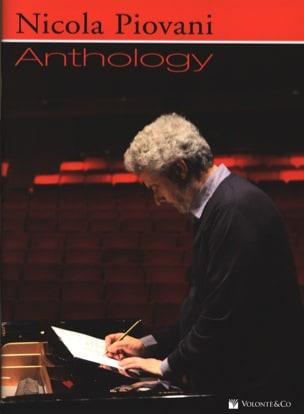 Anthology Nicola Piovani Partition Musique de film - laflutedepan