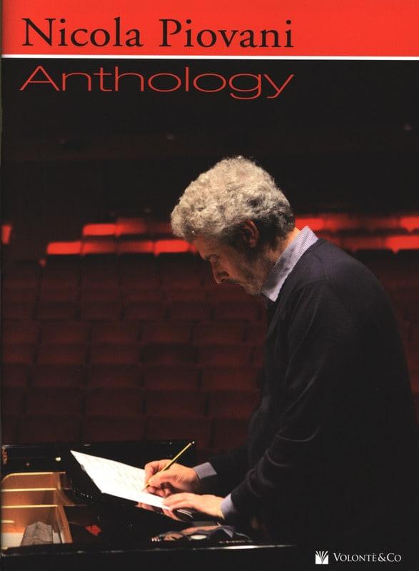 Anthology - Nicola Piovani - Partition - laflutedepan.com