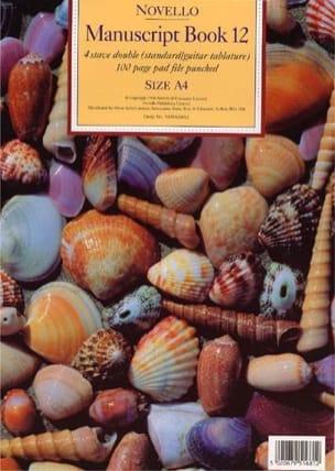 - Manuscript Book 12 - Partition - di-arezzo.fr