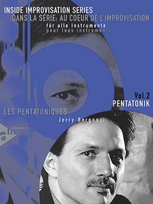 Jerry Bergonzi - Volumen 2 - El pentatónico - Partition - di-arezzo.es