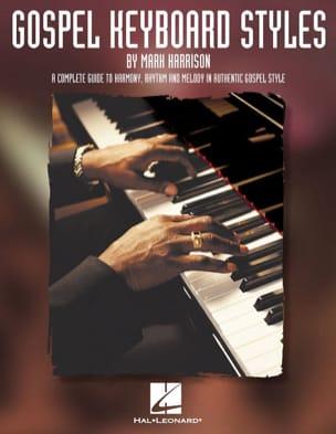 Gospel keyboard styles Mark Harrison Partition Jazz - laflutedepan