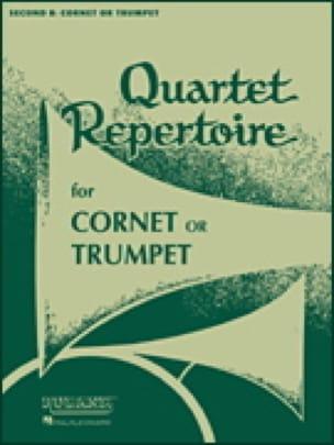 Quartet Repertoire - Trompette 4 - Voxman - laflutedepan.com