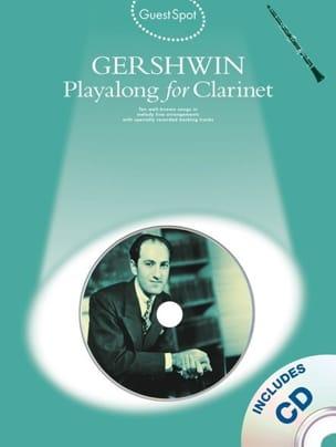 Guest Spot - Playalong For Clarinet GERSHWIN Partition laflutedepan