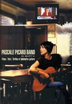 Me, Myself & Us - Picard Band Pascale - Partition - laflutedepan.com