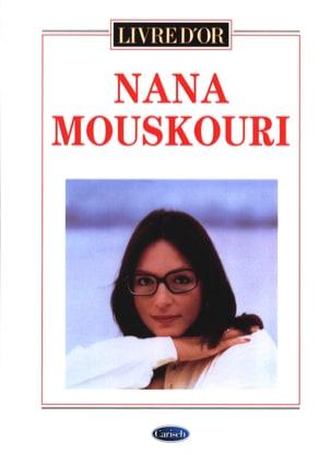 Livre D' Or - 15 Succès Nana Mouskouri Partition laflutedepan