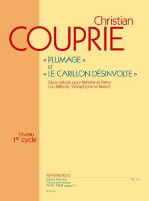 Plumage & le Carillon Désinvolte Christian Couprie laflutedepan