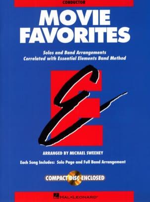Movie Favorites - Conducteur Partition ENSEMBLES - laflutedepan