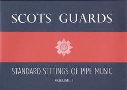 Scots Guards - Volume 1 Partition Musique du monde - laflutedepan