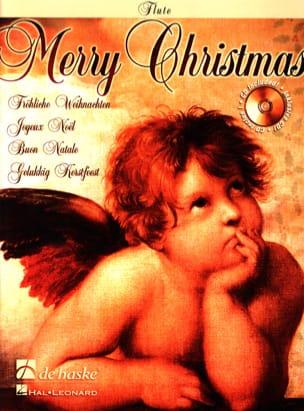 Merry Christmas Noël Partition Flûte traversière - laflutedepan