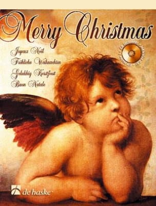 Merry Christmas Noël Partition Saxophone - laflutedepan