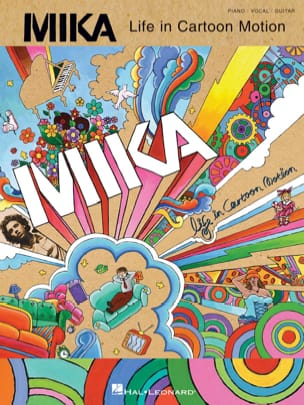 Life In Cartoon Motion Mika Partition Pop / Rock - laflutedepan