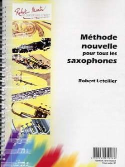 Méthode Nouvelle pour tous les Saxophones laflutedepan