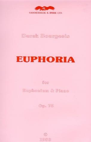 Euphoria Opus 75 Derek Bourgeois Partition Tuba - laflutedepan