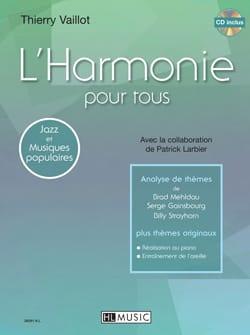 L'harmonie pour tous Thierry Vaillot Partition Harmonie - laflutedepan