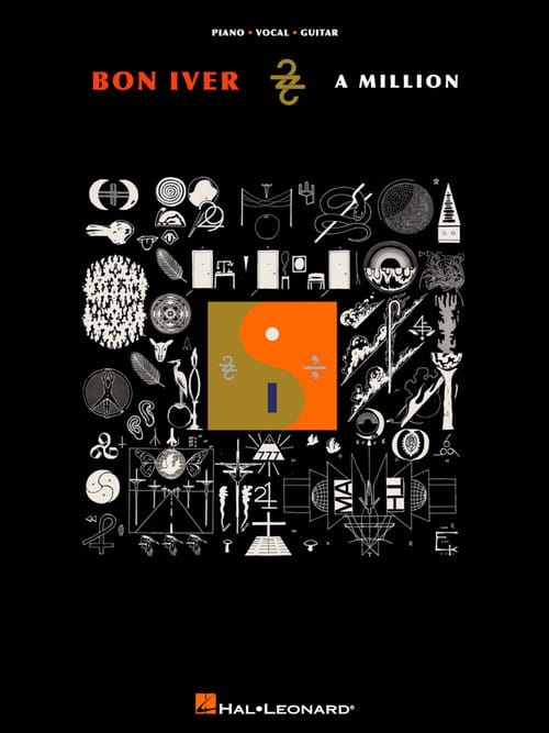 22, A Million - Bon Iver - Partition - Pop / Rock - laflutedepan.com