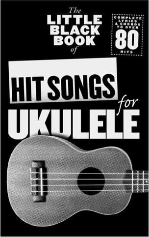 The little black book of hit songs for ukulele laflutedepan