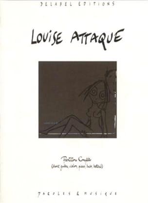 Comme On A Dit - Conducteur Louise Attaque Partition laflutedepan
