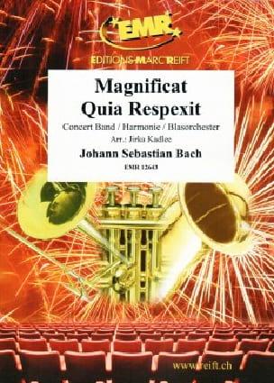 Magnificat Quia Respexit - Johann Sebastian Bach - laflutedepan.com