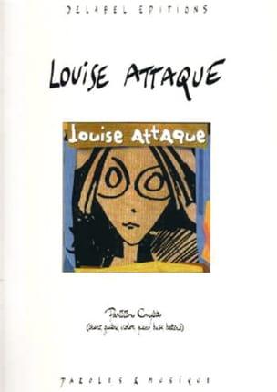 Louise Attaque Score Louise Attaque Partition laflutedepan