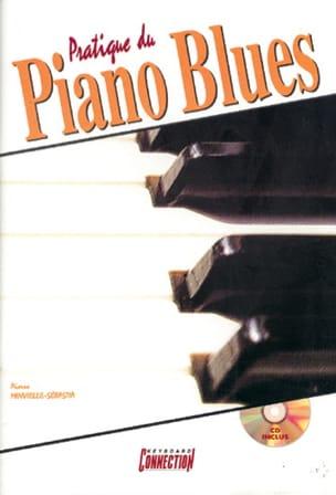 Pratique du piano blues Pierre Minvielle-Sébastia laflutedepan