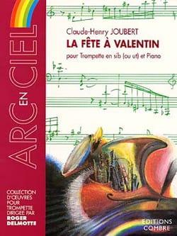 Claude-Henry Joubert - Día de San Valentín - Partition - di-arezzo.es