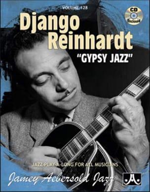 METHODE AEBERSOLD - Volume 128 - Django Reinhardt Gypsy Jazz - Partition - di-arezzo.fr