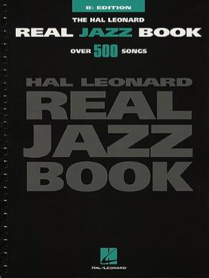 The Hal Leonard Real Jazz Book - Partition - laflutedepan.com