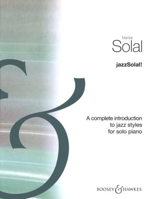 Martial Solal - Solal Jazz! Full - Partition - di-arezzo.co.uk