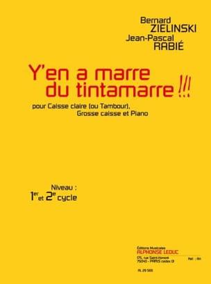 Y'en A Marre du Tintamarre!!! laflutedepan