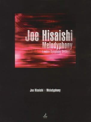 Melodyphony Joe Hisaishi Partition Musique de film - laflutedepan