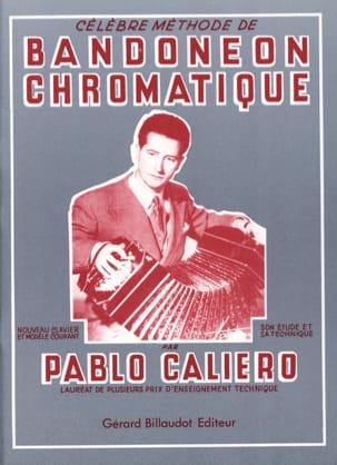 Célèbre Méthode de Bandonéon Chromatique Pablo Caliero laflutedepan