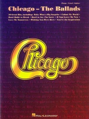 The Ballads Chicago Partition Pop / Rock - laflutedepan