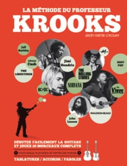 - La Méthode du Professeur Krooks - Partition - di-arezzo.fr