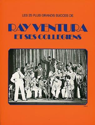 Ray Ventura et ses collégiens Ray Ventura Partition laflutedepan