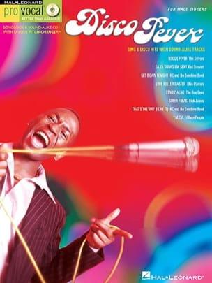 Pro Vocal Men's Edition - Disco Fever - laflutedepan.com