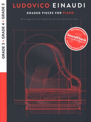 Ludovico Einaudi: Graded Pieces For Piano - Grades 3-5 - laflutedepan.be