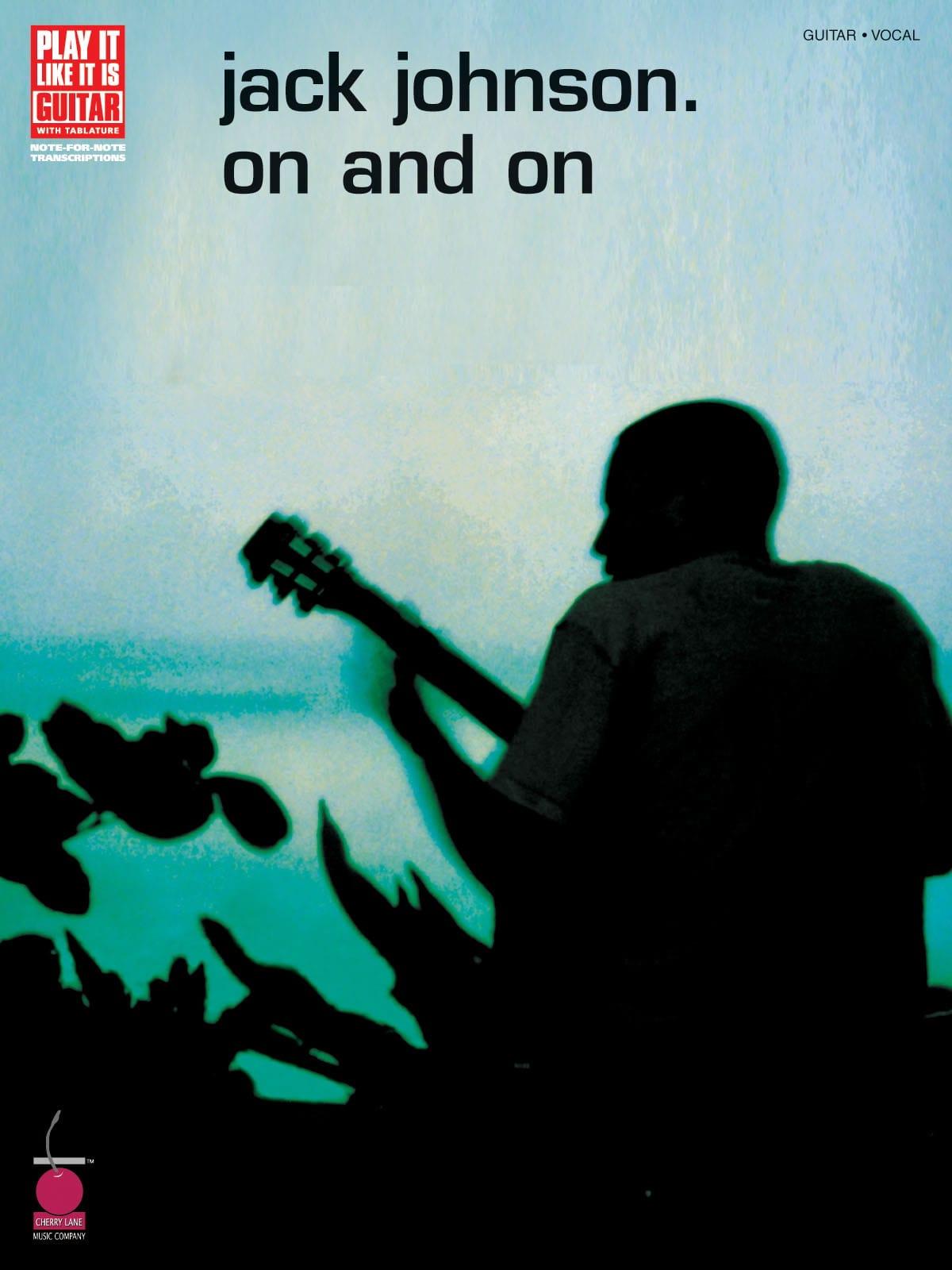On And On - Jack Johnson - Partition - Pop / Rock - laflutedepan.com