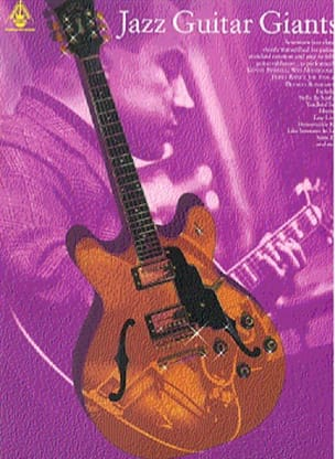 Jazz Guitar Giants - Partition - Guitare - laflutedepan.com