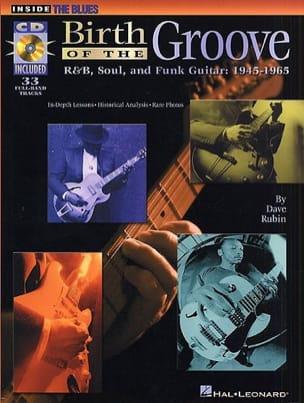 Dave Rubin - Birth Of The Groove - Partition - di-arezzo.co.uk