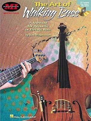The Art Of Walking Bass - Bob Magnusson - Partition - laflutedepan.com