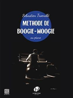 Méthode de Boogie-Woogie au Piano Sébastien Troendlé laflutedepan