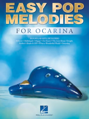 Easy Pop Melodies For Ocarina - Partition - laflutedepan.com