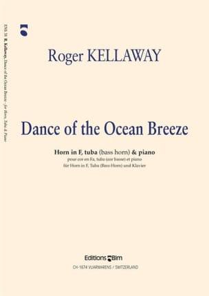 Dance Of The Ocean Breeze Roger Kellaway Partition laflutedepan