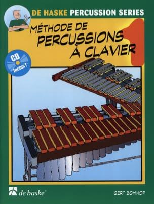 Méthode de Percussions à Clavier Volume 1 Gert Bomhof laflutedepan