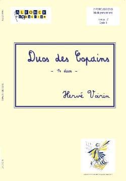 Duos des Copains Hervé Voirin Partition laflutedepan