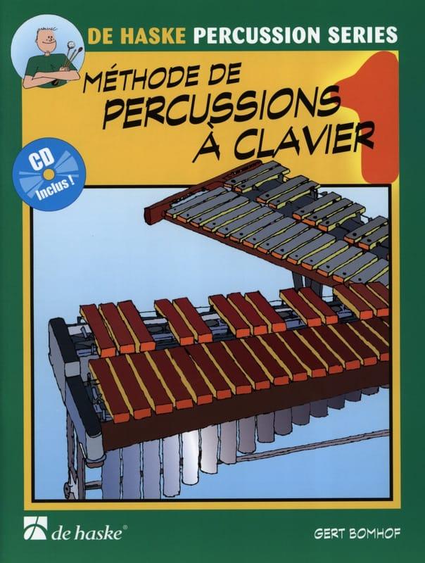 Méthode de Percussions à Clavier Volume 1 - laflutedepan.com