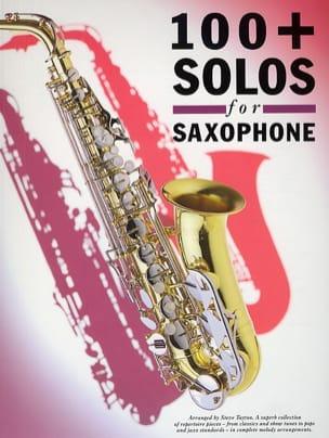 100 + Solos For Saxophone Partition Saxophone - laflutedepan