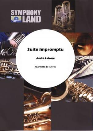 Suite Impromptu - Quintette de Cuivres - laflutedepan.com